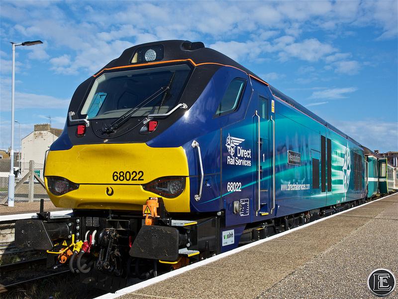 "68022, ""Class 68"""