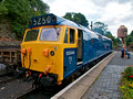 2012 Severn Valley Railway Mini Gala