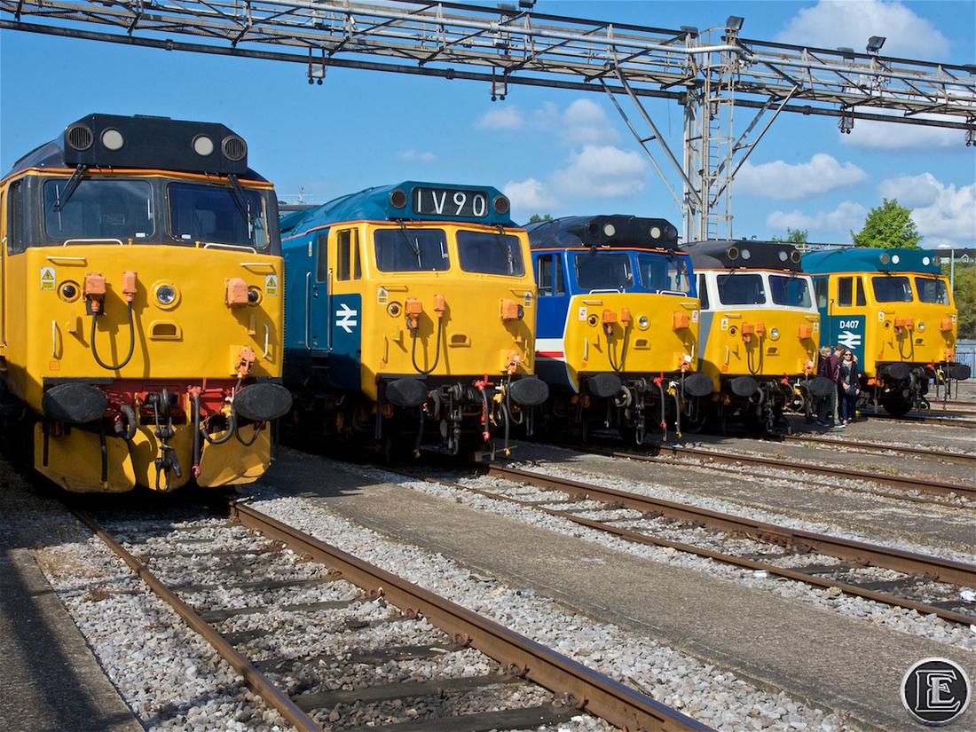 "50049, 50044, 50026, 50017, 50007, ""Class 50"""