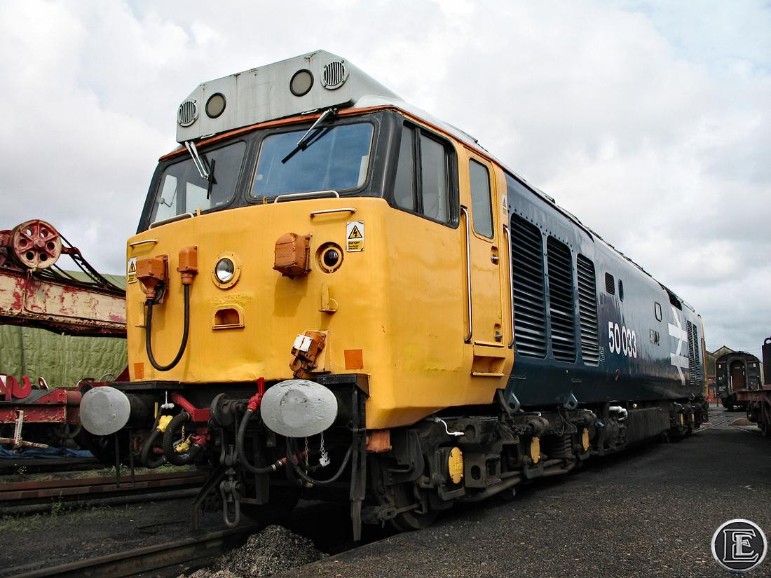 "50033, ""Class 50"""