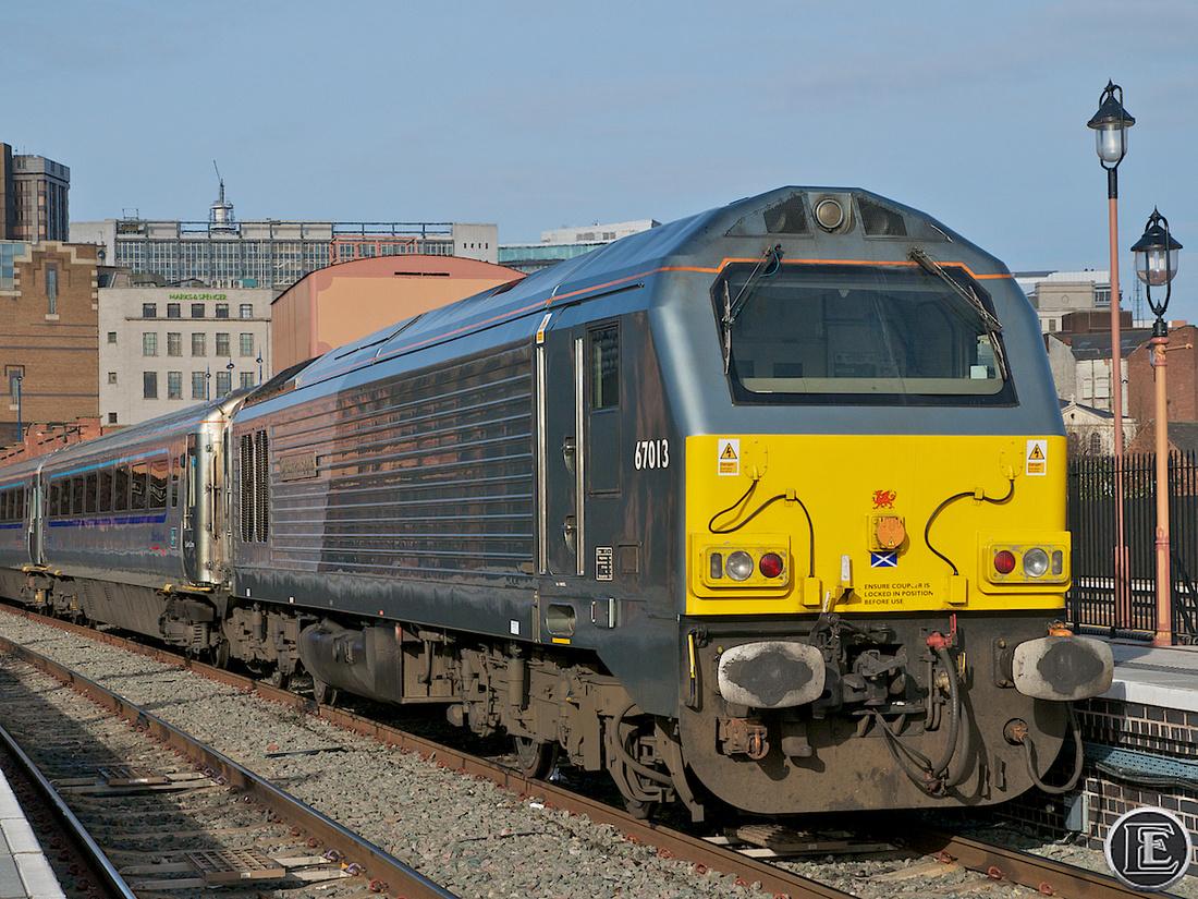 "67013, ""Class 67"""